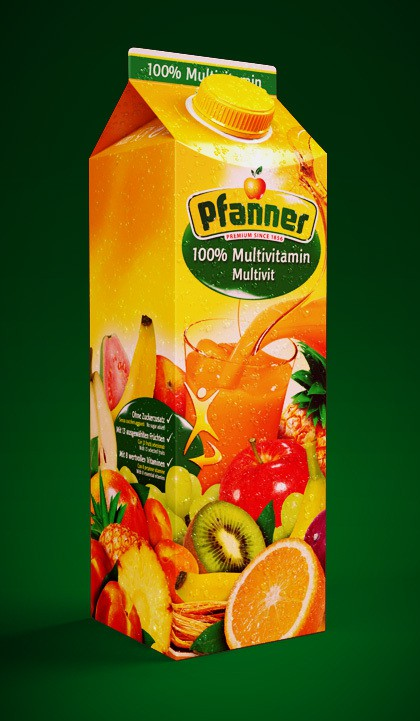 pfanner 3D-rendering packshot 3d-grafik