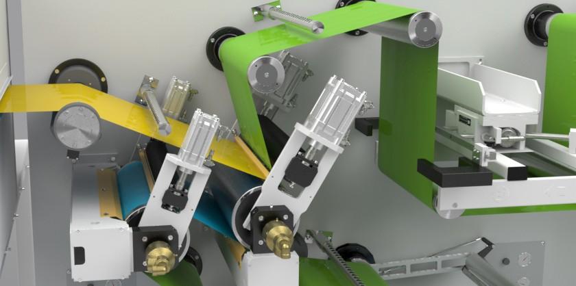 3D-Animation Maschinenbau