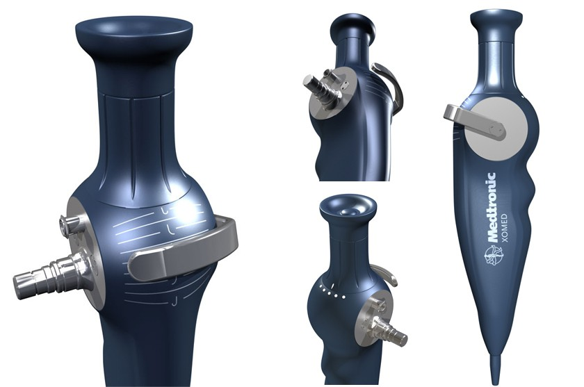3D-Grafik von Endoskopen