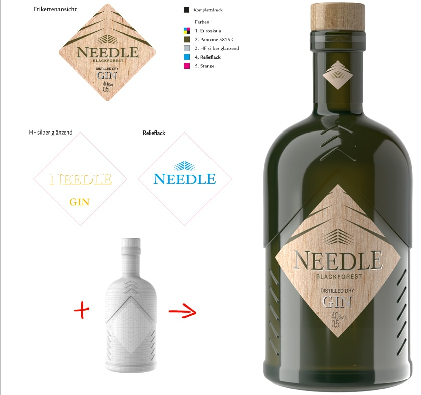 Needle-Fotorealistische-3D-Rendering